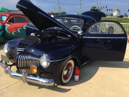 1941 Business Coupe Todd Woodworth
