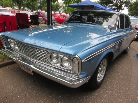 63 Plymouth Belvedere
