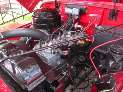 Willys engine
