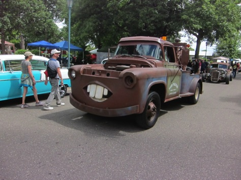 Tow-Mater, not actually a Dodge