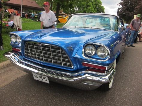 58 Chrysler 3000