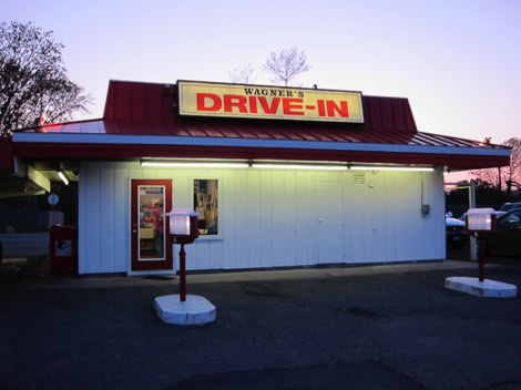Wagner's Drive-In   763-533-8262