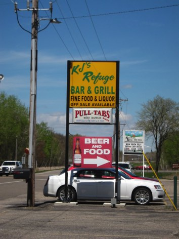 KJ's Bar and Grill