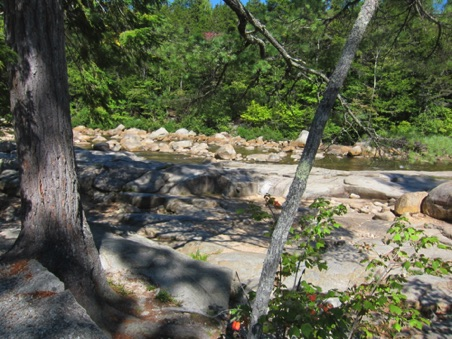 Swift River, Kancamagus Scenic Hwy. New Hampshire