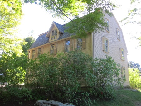 The Old Manse, 1770 Concord, MA